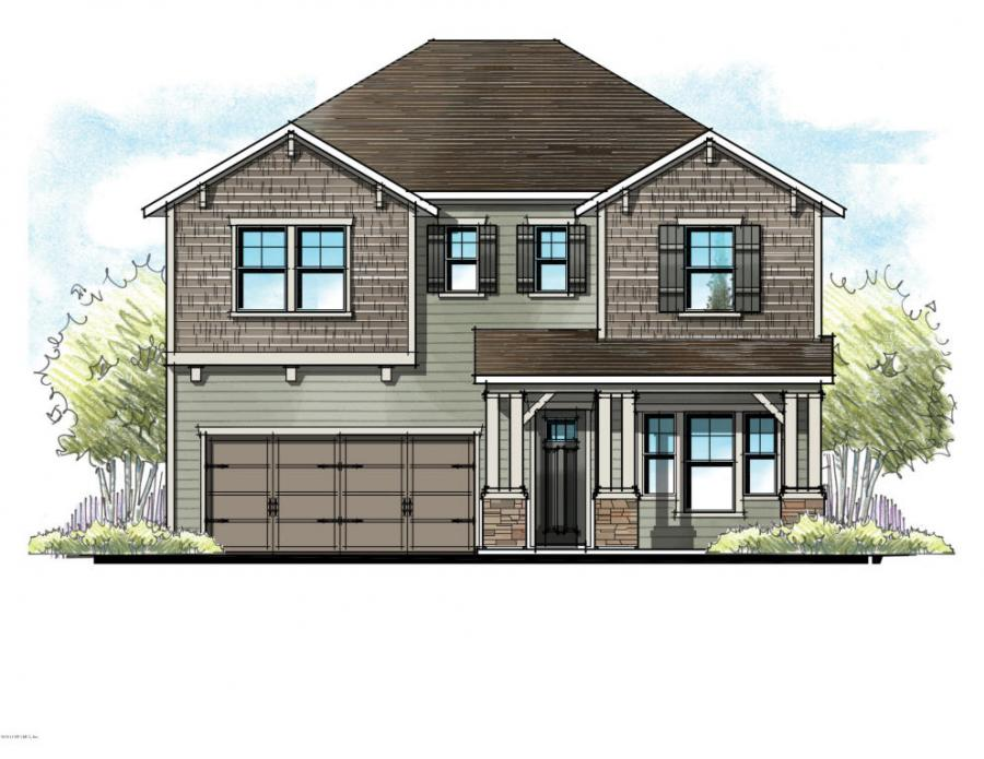 547  STONE RIDGE DR, Nocatee Two Story for Sale